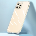 wlons Ice Crystal PC + TPU Shockproof Case For iPhone 13 Pro(Transparent)