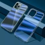 wlons Dazzle Colour TPU + PC Transparent Protective Case For iPhone 13 Pro Max(Blue Light)
