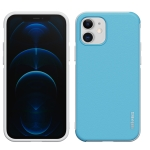 wlons PC + TPU Shockproof Protective Case For iPhone 13 mini(Blue)