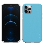 wlons PC + TPU Shockproof Protective Case For iPhone 13 Pro(Blue)