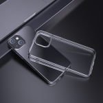 hoco Light Series TPU Soft Phone Protective Case For iPhone 13(Transparent)