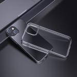 hoco Light Series TPU Soft Phone Protective Case For iPhone 13 Mini(Transparent)