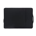 C210 10-11 inch Denim Business Laptop Liner Bag(Black)