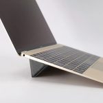 Original Xiaomi Youpin U01 VH Invisible Laptop Notebook Stand Holder (Silver)