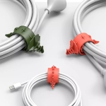 Original Xiaomi Youpin bcase 4 in 1 PA Dinosaur Cable Organizer