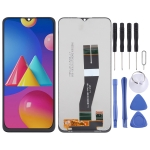 Original LCD Screen and Digitizer Full Assembly for Samsung Galaxy M02s