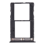 SIM Card Tray + SIM Card Tray + Micro SD Card Tray for Infinix Note 5 Stylus X605 (Black)