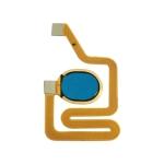 Fingerprint Sensor Flex Cable for ZTE Blade V10 / V10 Vita (Blue)