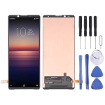 Original LCD Screen and Digitizer Full Assembly for Sony Xperia 1 II