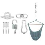 Hammock Hanging Chair Swing Sandbag Bag Hardware Accessories Spring + Hook