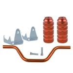 TF-2011 Motorcycle Modification Pedal Rod Universal Elbow Pedal(Orange)