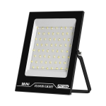 50W LED Projection Lamp Outdoor Waterproof High Power Advertising Floodlight High Bright Garden Lighting(Cold White Light)