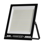 200W LED Projection Lamp Outdoor Waterproof High Power Advertising Floodlight High Bright Garden Lighting(Cold White Light)