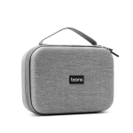 Baona BN-F011 Laptop Power Cable Digital Storage Protective Box, Specification: Gray
