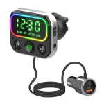 BC79 Car MP3 Bluetooth Player FM Transmitter QC3.0 PD18W Fast Charger