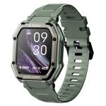 Zeblaze Captain C16 1.69 inch TFT Screen Bluetooth 5.0 3ATM Waterproof Smart Watch, Support Sleep Monitor / Heart Rate Monitor / Music Control / Sports Mode(Green)