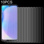 For Lenovo A8 2020 10 PCS 0.26mm 9H 2.5D Tempered Glass Film