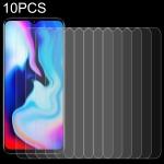 For Lenovo K12 10 PCS 0.26mm 9H 2.5D Tempered Glass Film