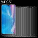 For Alcatel 1V 2020 50 PCS 0.26mm 9H 2.5D Tempered Glass Film