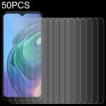 For Motorola Moto G10 Power 50 PCS 0.26mm 9H 2.5D Tempered Glass Film