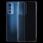 For Motorola Edge 20 Pro 0.75mm Ultra-thin Transparent TPU Soft Protective Case