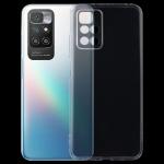 For Xiaomi Redmi 10 0.75mm Ultra-thin Transparent TPU Soft Protective Case