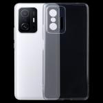 For Xiaomi Mi 11T 0.75mm Ultra-thin Transparent TPU Soft Protective Case