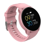 W9 Smart Sport Bracelet, Support Heart Rate Detection & Pedometer & Sedentary Reminder & Sleep Monitoring(Pink)