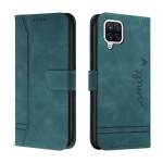 For Samsung Galaxy A42 5G Retro Skin Feel Horizontal Flip Soft TPU + PU Leather Case with Holder & Card Slots & Photo Frame(Army Green)