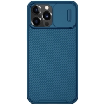 NILLKIN CamShield Pro Magnetic Magsafe Case For iPhone 13 Pro(Blue)