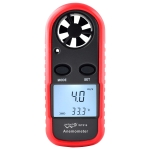 Wintact WT816 Digital Electronic Thermometer Anemometer
