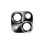 TOTUDESIGN AB-160 Armor Series Aluminum Alloy + Tempered Glass Integrated Lens Film for iPhone 13 / 13 mini (Black)