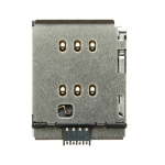 SIM Card Reader Socket for iPhone XS