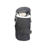 5603 Wear-Resistant Waterproof And Shockproof SLR Camera Lens Bag, Size: M(Black)