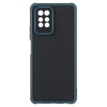 For Infinix Note 10 Pro Eagle Eye Armor Dual-color Shockproof TPU + PC Protective Case(Dark Green)