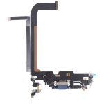 Charging Port Flex Cable for iPhone 13 Pro Max (Blue)