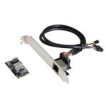 RTL8111H 1000M M.2 (B-KeyM-Key) to PCI-E Gigabit Ethernet Network Card